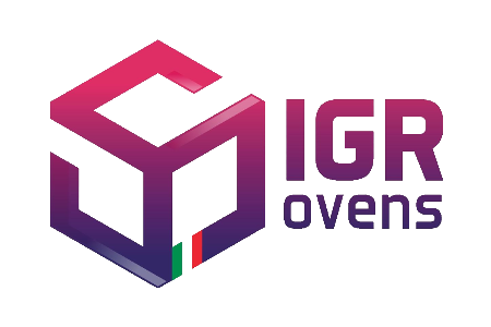 IGR Ovens - Website multilingua